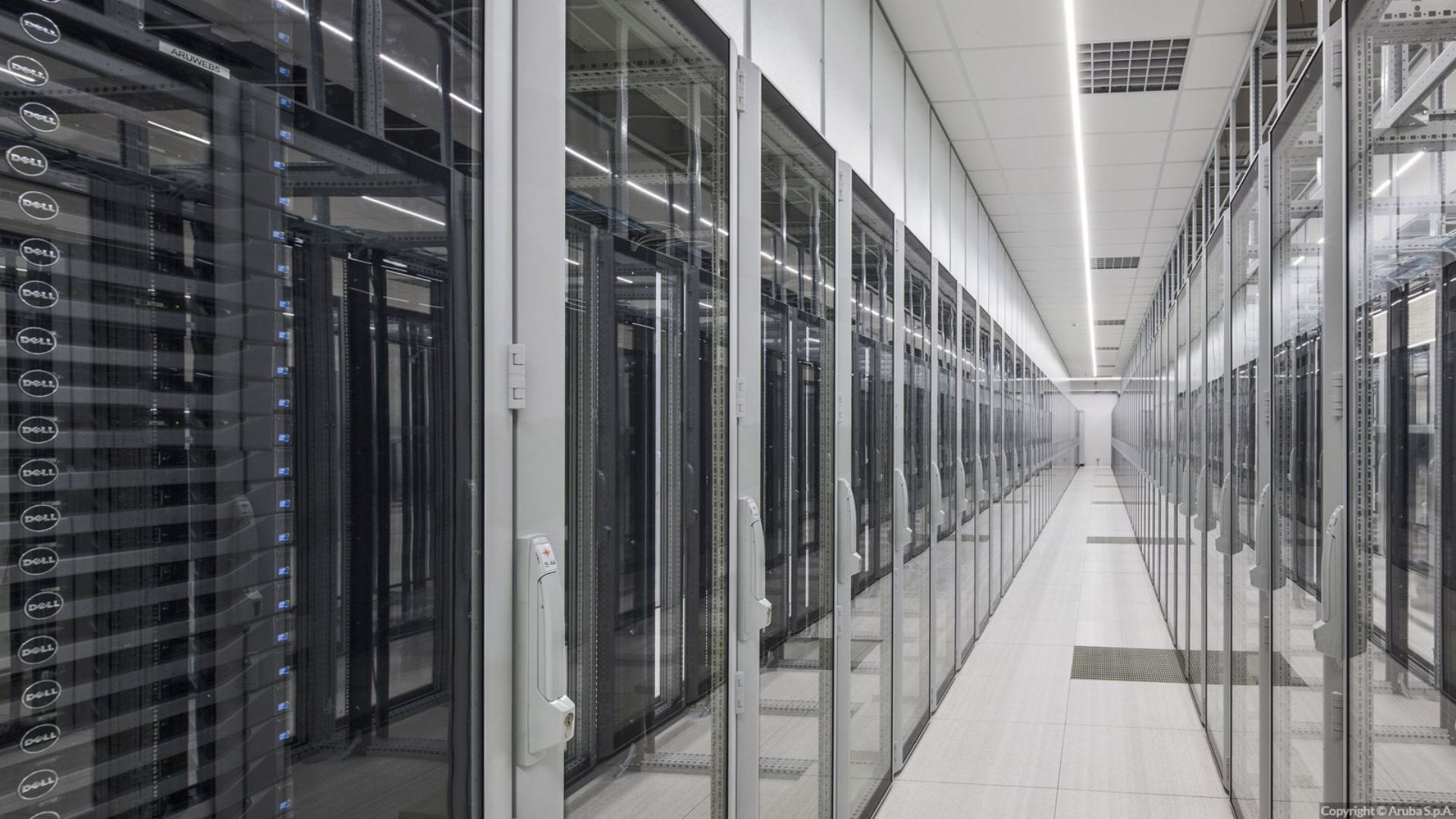 Il nuovo Data Center Campus di Aruba a Ponte S. Pietro