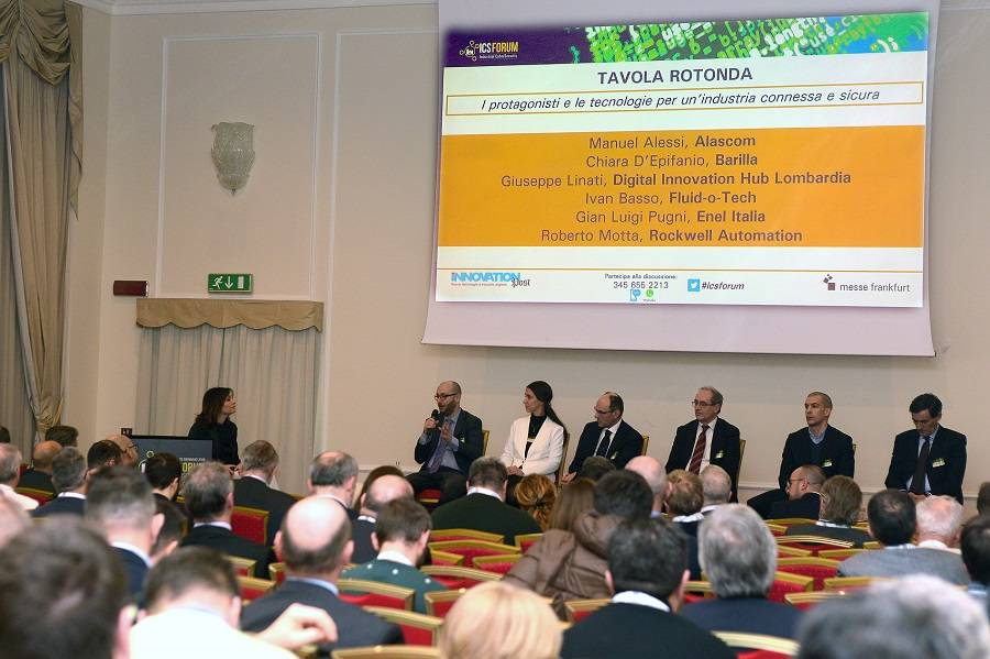 ICS Forum, minacce e opportunità per Industria e Cyber Security