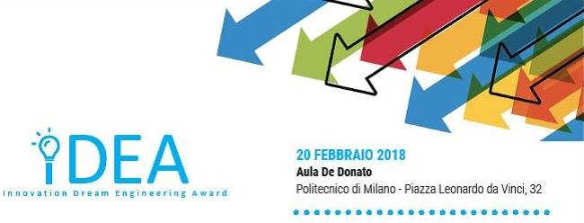 Innovazione 4.0, i finalisti di Innovation Dream Engineering Award IDEA